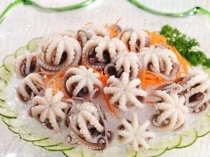 打花小章鱼