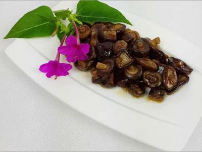 凉拌珍珠香菇