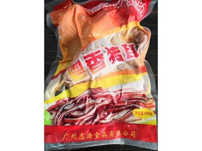 志浩粤香猪耳1斤装
